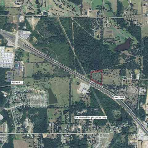 Loop 281, 140821, Longview, Vacant Land / Lot,  for sale, Dona  Willett, Summers Real Estate Group